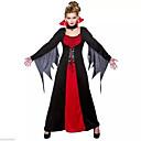 baratos Fantasia de Dança-vampiro noiva fantasma zombie traje até a roupa saia halloween desempenho bar festa cosplay