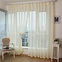 ราคาถูก ม่านปรับแสง-ผ้าม่านเป็นมิตรกับสิ่งแวดล้อมมีสองแผง / jacquard / ห้องนอน