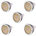 ราคาถูก เพชรประดับและของตกแต่ง-ywxlight® gu5.3 (mr16) 48led 7w 2835smd 550-650lm นำข้าวโพดแสงสีขาวอบอุ่นนำ ac spotlight ac 85-265 ac 12 v