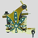 billiga Tatueringsmaskiner-BaseKey Professionell Tattoo Machine - 1 x legerings tatueringsmaskin för linjering och skuggning Professionell 1 pcs Legering Empaistic
