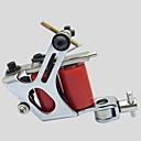billiga Tatueringsmaskiner-BaseKey Professionell Tattoo Machine - 1 x legerings tatueringsmaskin för linjering och skuggning 1 pcs Karbon stål Handgjord Stämpling