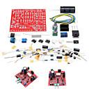 billiga Kit-0-30V 2MA - 3a justerbar dc reglerad strömförsörjning DIY kit kortslutningsströmbegränsande skydd