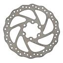 Χαμηλού Κόστους Χωνευτή Τοποθέτηση-Ρότορας δισκόφρενου ποδηλάτου Ατσάλι Ανθεκτικό Εύκολη εγκατάσταση Διαρροή θερμότητας Για Shimano Alivio / Deore Ποδήλατο Δρόμου Ποδήλατο Βουνού BMX Ποδηλασία 1pc