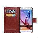 ราคาถูก เหยื่อตกปลา-Case สำหรับ Samsung Galaxy On 7 / On 5 / J7 (2016) 360° Rotation / Card Holder / with Stand ตัวกระเป๋าเต็ม สีพื้น หนัง PU