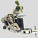 billiga Tatueringsmaskiner-BaseKey Liner och Shader med 6-12 V Legering Professionell / Empaistic