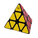 billiga Magiska kuber-Magic Cube IQ-kub Pyraminx 3*3*3 Mjuk hastighetskub Magiska kuber Pusselkub professionell nivå Hastighet Klassisk & Tidlös Barn Vuxna Leksaker Flickor Present