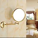 billiga Badrockskrokar-Spegel Nyklassisistisk Mässing 1 st - Badrum Kosmetisk spegel / dusch tillbehör