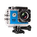 ราคาถูก กล้องถ่ายภาพกีฬา-SJCAM SJ4000 กล้องแอคชั่น / กล้องถ่ายรูป GoPro vlogging Waterproof / มัลติ-ฟังก์ชั่น / จอ LCD 32 GB 30fps 12 mp 4X 4000 x 3000 pixel การดำน้ำ / Universal / Skydiving 2 inch CMOS H.264 / มุมกว้าง