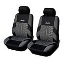 Χαμηλού Κόστους Καλύμματα καθισμάτων αυτοκινήτου-Καλύμματα καθισμάτων αυτοκινήτου Καλύμματα καθισμάτων Υφασμα Κοινό Για Volkswagen / Toyota / Suzuki