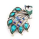Χαμηλού Κόστους Μοδάτες Καρφίτσες-Γυναικεία Καρφίτσες Βίντατζ Μοντέρνα Καρφίτσα Κοσμήματα Μπλε Για Πάρτι Causal
