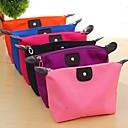 olcso Fürdőszobai kütyük-utazási betét hordozható kozmetikai táska szervező pénztárca bélés rendezett smink utazási piperecikkek táska (véletlenszerű szín)