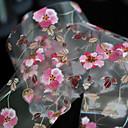 billige Negleglitter-1 pcs Negle Smykker Nail Foil Striping Tape Neglekunst Manikyr pedikyr Blomst / Mote Daglig / PVC / Nail Smykker / Folie Stripping Tape