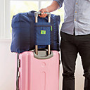 Χαμηλού Κόστους Τσάντες Ταξιδίου-Τσάντα ταξιδιού / Οργανωτής ταξιδιών / Αξεσουάρ ταξιδίου και αποσκευών Μεγάλη χωρητικότητα / Αδιάβροχη / Φορητό για Ρούχα Oxford Πανί / Μονόχρωμο Ταξίδια