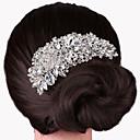 Χαμηλού Κόστους Αξεσουάρ κεφαλής για πάρτι-Κράμα Κομμάτια μαλλιών με 1 Γάμου / Ειδική Περίσταση Headpiece