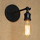 povoljno Zidni svijećnjaci-Rustic / Lodge Zidne svjetiljke Metal zidna svjetiljka 110-120V / 220-240V 60 W / E26 / E27