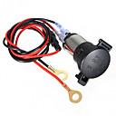 billiga Motorcykel och ATV-delar-12v 120w bil motorcykeluttag 60cm kabel