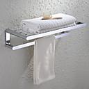 זול מוטות למגבות-מתלה מגבת עכשווי פליז יחידה 1 - אמבטיה כפול