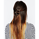 baratos Jóias de cabelo-Mulheres Simples Casual / desportivo Escritório / Carreira Liga Grampos de cabelo Diário Casual