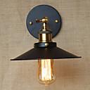 baratos Arandelas de Parede-Rústico / Campestre Luminárias de parede Metal Luz de parede 220V / 110V 40W / E26 / E27