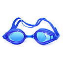 billiga Swim Goggles-Simglasögon Vattentät Anti-Dimma Kiselgel Plast Vit Svart Grön Rosa Svart