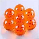 Χαμηλού Κόστους Κινούμενες φιγούρες-διαμέτρου μπάλα επτά δράκος κιτ μπάλα γκαράζ 3,5 εκατοστά δράκος