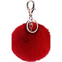 billiga Nyckelband-Nyckelring Mode Moderingar Smycken Svart / Vit / Purpur Till Födelsedag Gåva