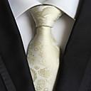 זול אביזרים לגברים-עניבת צווארון - יצירתי מסוגנן פאר / דוגמא / קלסי בגדי ריקוד גברים