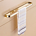 billige Håndklestenger-Håndklestang Moderne Messing 1 stk - Hotell bad 1-Håndkle Bar