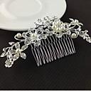 Χαμηλού Κόστους Κορδέλες για πάρτι-Κράμα Κομμάτια μαλλιών / Εργαλείο τρίχας με 1 Γάμου / Ειδική Περίσταση Headpiece