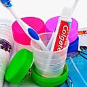 billige Helse på reisen-Sammenleggbar til Toalettsaker Plast