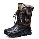 זול מגפיים לגברים-נעלי טיולי הרים / נעלי הרים בגדי ריקוד גברים עמיד למים / נושם / נגד החלקה הצגה / בָּחוּץ דיג / צעידה / טיפוס / ריפוד