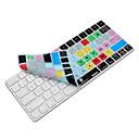 billiga Skyddsfilm till surfplattor-XSKN premiär pro cc kortkommandot täcka silikonhölje för magiska tangentbord 2015 version, oss layout