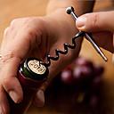 baratos Saca-rolhas e abridores-abridor de garrafas de vinho saca-rolhas chaveiro ferramentas de aço inoxidável ao ar livre
