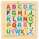 Χαμηλού Κόστους Παιχνίδια ανάγνωσης-Παζλ Εκπαιδευτικό παιχνίδι Ξύλινος Κινούμενα σχέδια Παιδικά Παιχνίδια Δώρο