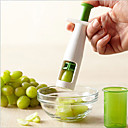 povoljno Kuhinjski alati Pribor-grožđe rajčica trešnja slicer kuhinja povrće voće rezač alat pomoćna dječja hrana