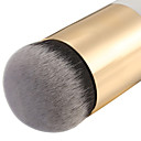 cheap Smartphones-Professional Makeup Brushes Foundation Brush 1pcs Travel Professional Synthetic Hair / Artificial Fibre Brush Wood Foundation Brushes for Foundation Brush