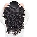 お買い得  ナチュラルカラー・ヘアエクステンション-3バンドル ペルービアンヘア ルーズウェーブ 人間の髪編む 人間の髪織り 人間の髪の拡張機能 / 8A
