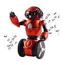 ราคาถูก หุ่นยนต์-RC Robot F1 ภายในประเทศและของใช้ส่วนตัวหุ่นยนต์ 2.4กรัม พลาสติก การร้องเพลง / เดินเท้า / Balancing เองสมาร์ท ไม่
