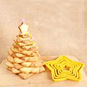 billige avstressere-6pcs femstjerners kake mold cookie baking dø skjæreverktøy kjeks mold