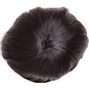 Χαμηλού Κόστους Τουπέ-Ανδρικά Φυσικά μαλλιά Τουπέ Ίσιο / Κλασσικά Μονόκλωνα / 100% δεμένη στο χέρι Καθημερινά