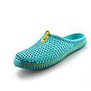 Χαμηλού Κόστους Τσαντάκια & Βραδινές Τσάντες-Γυναικεία Σαμπό & Mules Επίπεδο Τακούνι Σιλικόνη Ανατομικό Παπούτσια Νερού / Περπάτημα Άνοιξη / Καλοκαίρι Σκούρο μπλε / Κόκκινο / Μπλε / EU40