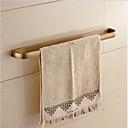 Χαμηλού Κόστους Παιχνίδι Μπάνιου-Κρεμάστρα Σύγχρονο Ορείχαλκος 1 τμχ - Ξενοδοχείο μπάνιο 1-πετσέτα μπαρ
