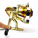 ราคาถูก เกียร์ป้องกันรถจักรยานยนต์-Spinning Reels 5.1:1 อัตราทดเกียร์+10 บอลแบริ่ง ปฐมนิเทศมือ ที่สามารถแลกเปลี่ยนได้ ตกปลาทะเล / Spinning / ปลาน้ำจืด - MR500 / การตกปลาคารฺ์พ