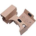 Χαμηλού Κόστους Χάντρες-diy χαρτόνι εικονικής πραγματικότητας γυαλιά 3D VR Tookit (φακό 34 χιλιοστών αναβαθμισμένη έκδοση)