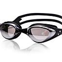 billiga Swim Goggles-Simglasögon Vattentät Anti-Dimma Justerbar storlek Anti-UV Spegel En storlek passar alla Kiselgel PC Röd Svart Blå Grå