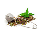 Χαμηλού Κόστους Κρεμαστά διακοσμητικά και στολίδια για αυτοκίνητο-infuser τσάι από ανοξείδωτο χάλυβα τσαγιέρα εγχυτήρα πλέγμα σφαίρα σουρωτήρι μπάλα λαβή για τσάι