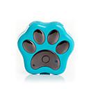 Χαμηλού Κόστους Περιλαίμια σκύλων και λουράκια-Γάτα / Σκύλος GPS κολάρα Αδιάβροχη / GPS / Μπαταρίες περιλαμβάνονται Πλαστική ύλη Μπλε