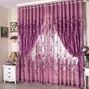 ราคาถูก ม่านปรับแสง-Country เฉดสีผ้าม่านเชียร์ หนึ่งช่อง ห้องนั่งเล่น   Curtains / วิธีลงลวดลายลงในเนื้อผ้า / Living Room
