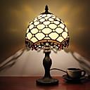 Χαμηλού Κόστους κοκκινίζω-Πολύχρωμο Tiffany / Ρουστίκ / Εξοχικό / Πρωτότυπο Φωτιστικό γραφείου Ρητίνη Wall Light 110-120 V / 220-240 V 25W
