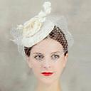 povoljno Party pokrivala za glavu-Žene Elegantno Biseri Legura Fascinators Vjenčanje Party